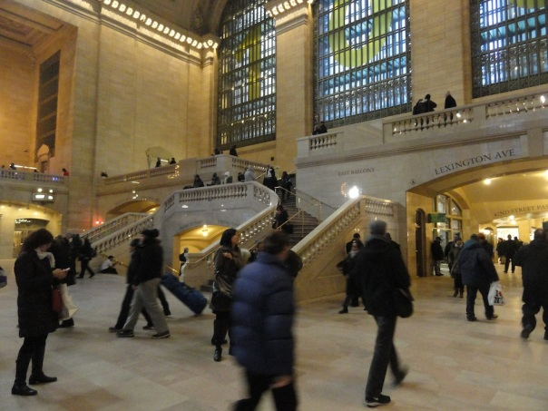 Photo: Grand Central Station, NYC